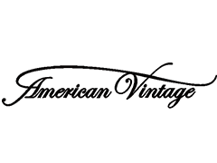 American Vintage shop logo Beaugrenelle shopping mall