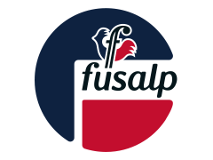 logo magasin fusalp centre commercial beaugrenelle paris