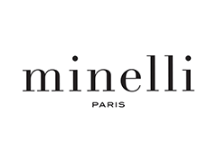 logo magasin chaussure Minelli beaugrenelle paris