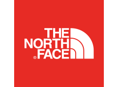 Logo magasin The north face, centre commercial beaugrenelle
