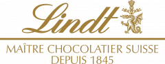 logo pop up store lindt centre commercial beaugrenelle