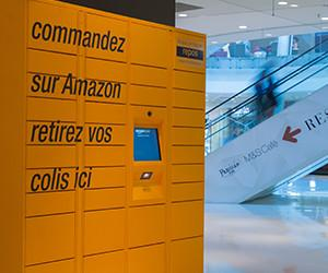 Amazon locker beaugrenelle paris