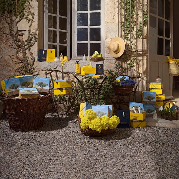 l'occitane en provence shop beaugrenelle paris 1