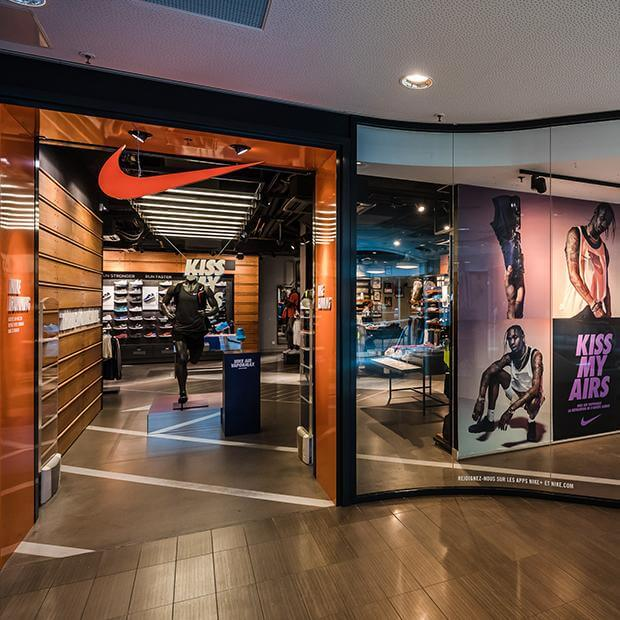 Nike Store   Beaugrenelle Paris